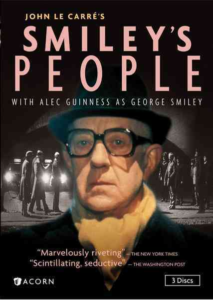 SMILEY'S PEOPLE BY GUINNESS,ALEC (DVD)
